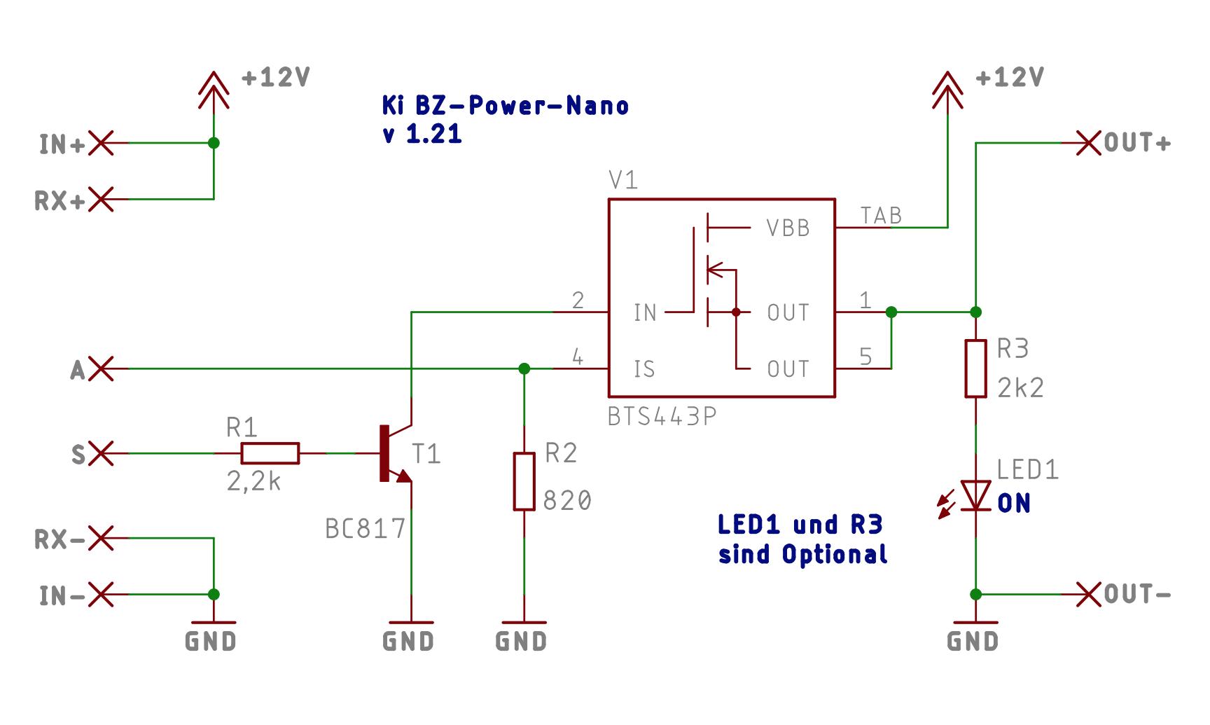 Ki-BZ-Power-Nano Schaltbild